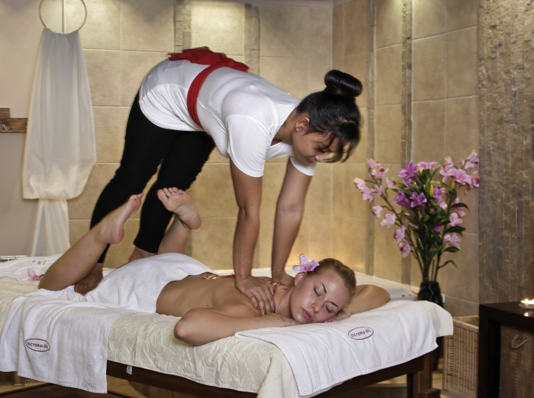 Procedures and spa therapy