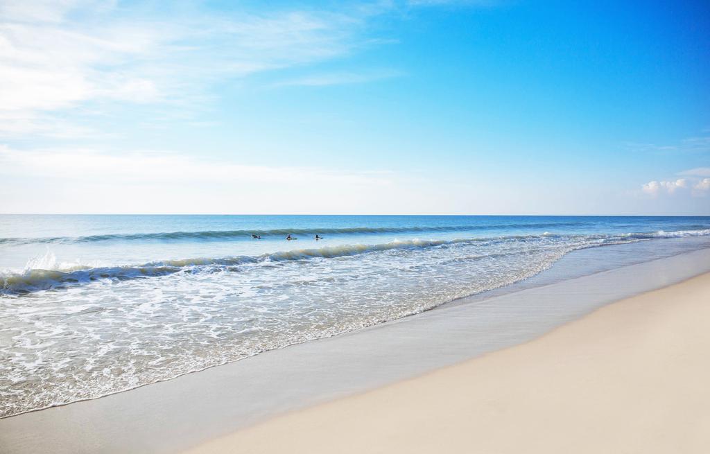 Почему отдыхать на море полезно