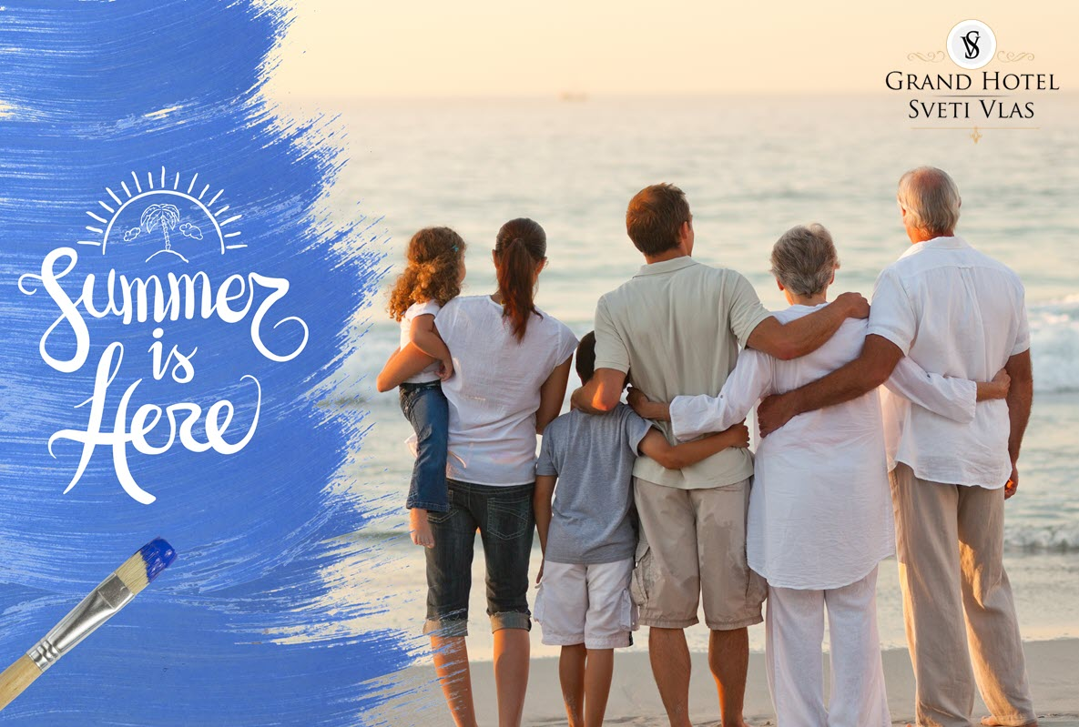St. Vlas - the resort of all generations