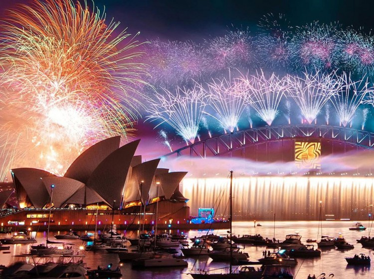 New Year in the Southern Hemisphere: what are the top destinations?