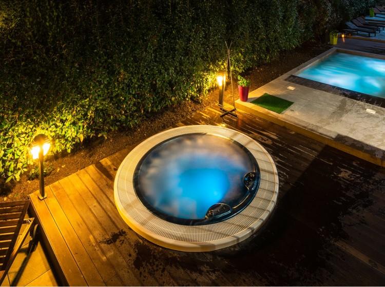 Външни термални басейни